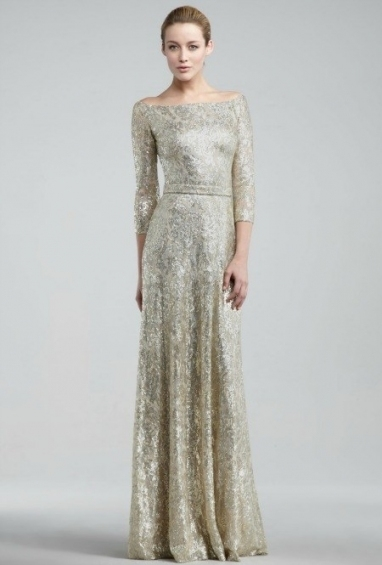 11 Drop Dead Gorgeous Gold Wedding Dresses! Which Would You Wear For Dresses For Weddings