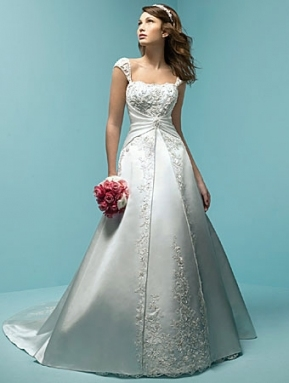 1146 Alfred Angelo Wedding Dresses / Wedding Gowns | Flickr Intended For Elegant Alfred Angelo Wedding Dresses Kls7