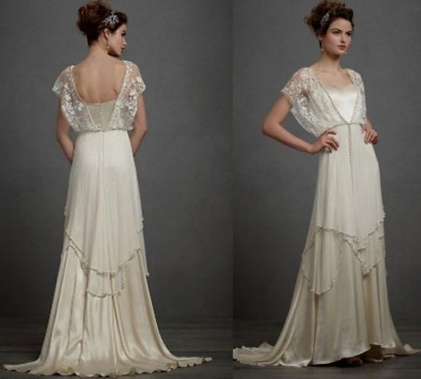 Awesome 1920S Wedding Dresses dt3