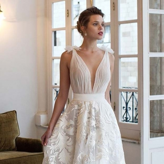 Inspirational Summer Wedding Dresses ty4