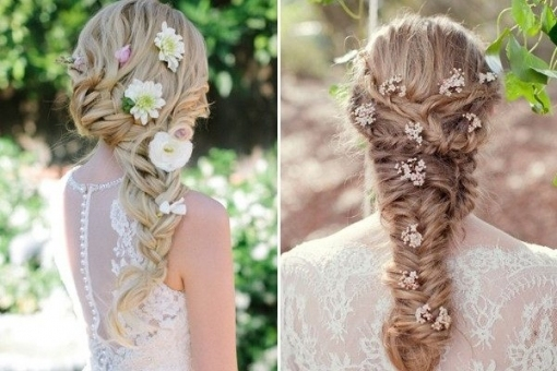 250 Bridal Wedding Hairstyles For Long Hair That Will Inspire | | Hi intended for Beautiful Hairstyles For Long Hair Wedding sf8