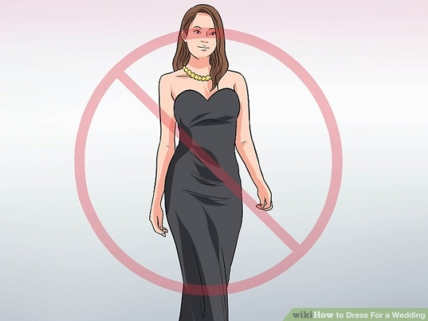 3 Ways To Dress For A Wedding   Wikihow Intended For Inspirational Dress For A Wedding Sf8