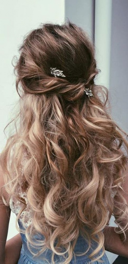 30 Our Favorite Wedding Hairstyles For Long Hair #2709744   Weddbook Throughout Hairstyles For Long Hair Wedding