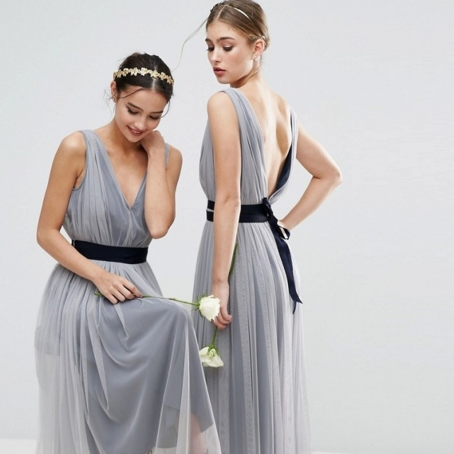 Awesome Inexpensive Bridesmaid Dresses kls7
