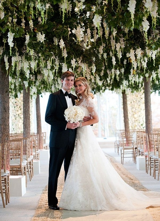 Lovely Celebrity Wedding Dresses Unique