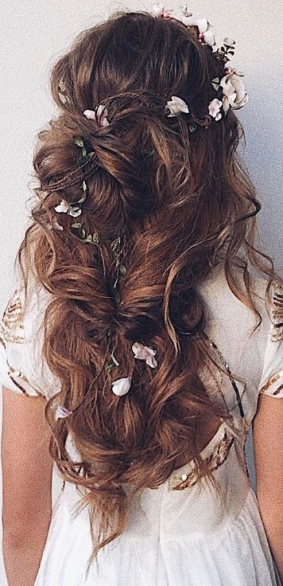 48 Our Favorite Wedding Hairstyles For Long Hair | Wedding regarding Hairstyles For Long Hair Wedding