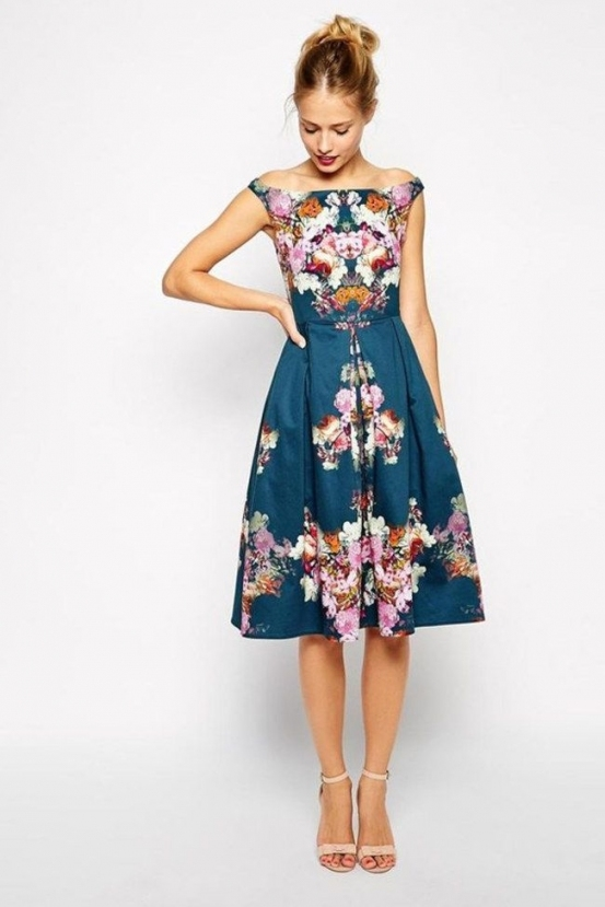 50 Stylish Wedding Guest Dresses That Are Sure To Impress | My Style Pertaining To Dresses For A Wedding Guest