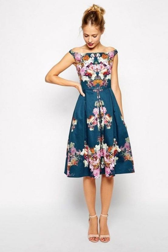 50 Stylish Wedding Guest Dresses That Are Sure To Impress | Special Throughout New Guest Of Wedding Dresses Klp8