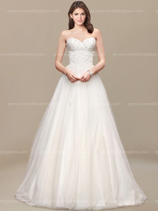 A Line Corset Wedding Dress $237 With Corset Wedding Dresses