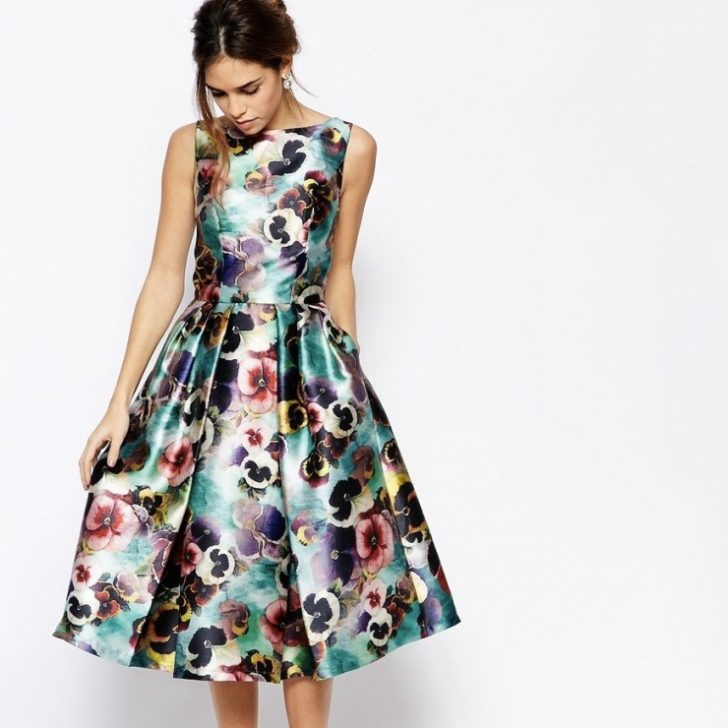 Beautiful Dress To Wear To A Wedding kls7