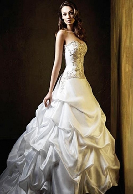 Alfred Angelo Wedding Dresses   Weddbook Pertaining To Elegant Alfred Angelo Wedding Dresses Kls7