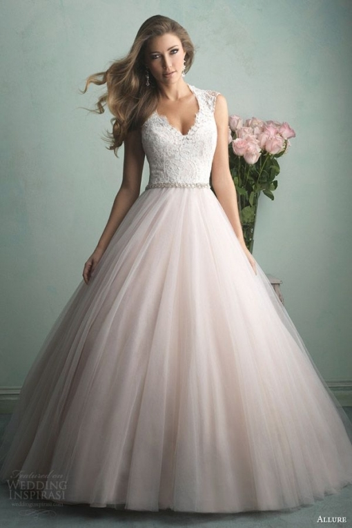 Allure Bridals Fall 2014 Wedding Dresses | Pinterest | Wedding Dress within 2014 Wedding Dresses