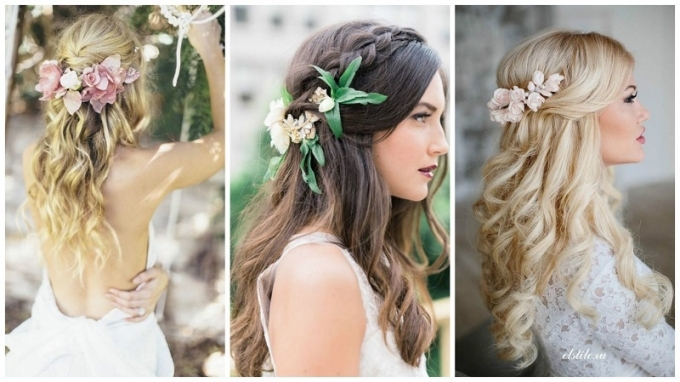 Amazing Wedding Hairstyles For Long Hair Pertaining To Hairstyles For Long Hair Wedding