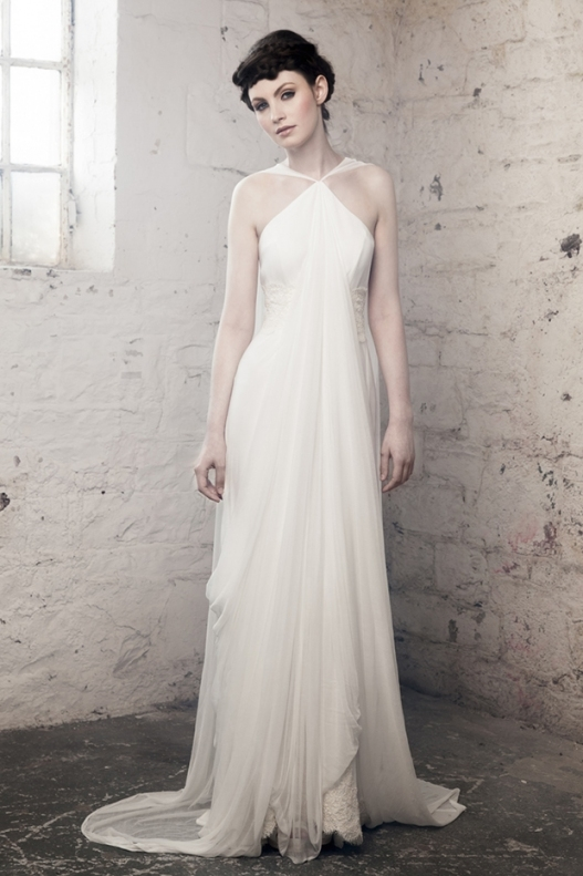 Elegant Irish Wedding Dresses klp8