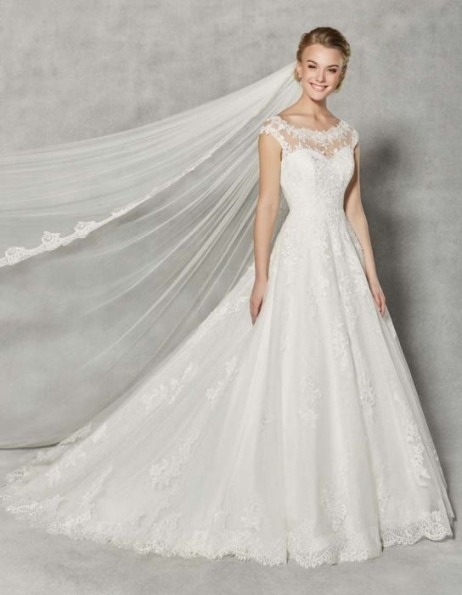 Anna Sorrano   Bronwyn   Wed2B Wedding Dresses Throughout Wedding Dresses Pictures