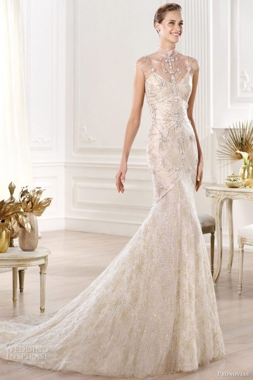 Atelier Pronovias 2014 Wedding Dresses | Wedding Inspirasi Inside 2014 Wedding Dresses