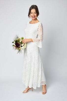 Beautiful Wedding Dresses For Older Brides With Regard To Wedding Dresses For Older Brides