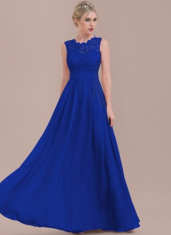 Bridesmaid Dresses & Bridesmaid Gowns, All Sizes & Colors | Jj'shouse Intended For Royal Blue Wedding Dresses