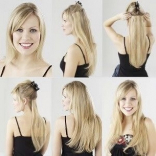 Clip In Hair Extensions For Your Wedding Day   Women Hairstyles Regarding Elegant Hair Extensions For Wedding Dt3