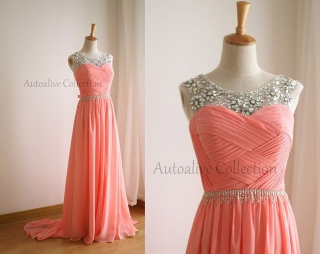 Coral Dress For Wedding   All Women Dresses With Coral Dress For Wedding