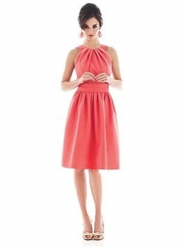 Coral Dresses For Wedding   Wedding Decor Ideas With Regard To Coral Dress For Wedding
