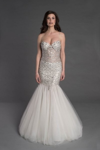 Couture Mermaid Wedding Dress | Kleinfeld Bridal Throughout New Www Wedding Dresses Sf8