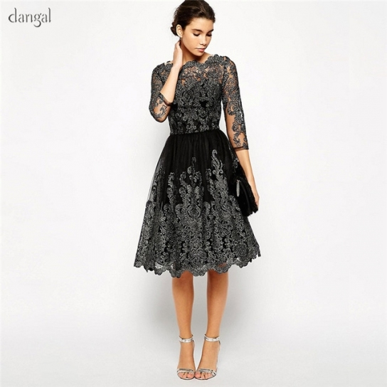 Dangal Corsetted Party Dress Wedding Guest Dress Eveving Party Lace Intended For Elegant Dresses For A Wedding Guest Kc3