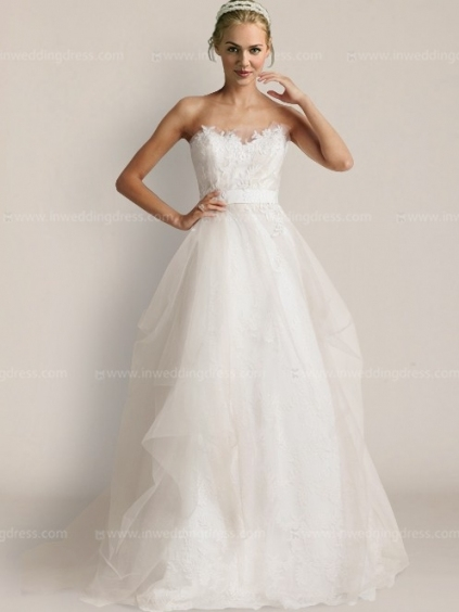 Destination Wedding Gown,modest Wedding Gown Within Strapless Wedding Dresses