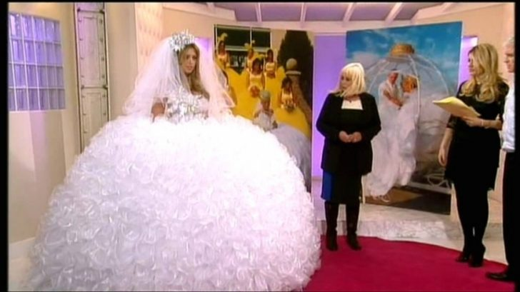 Inspirational Gypsy Wedding Dress kc3