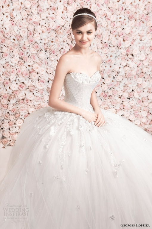 Georges Hobeika Bridal 2014 Wedding Dresses | Wedding Inspirasi Regarding 2014 Wedding Dresses