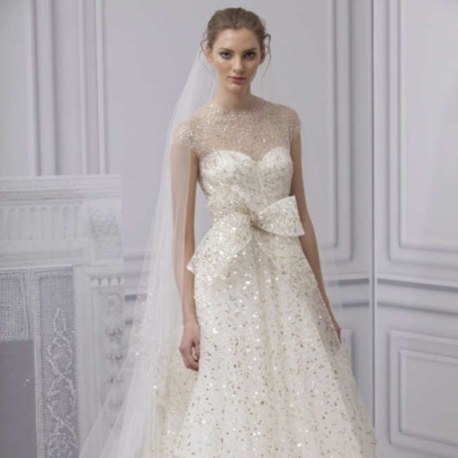 Awesome Monique Lhuillier Wedding Dresses sf8