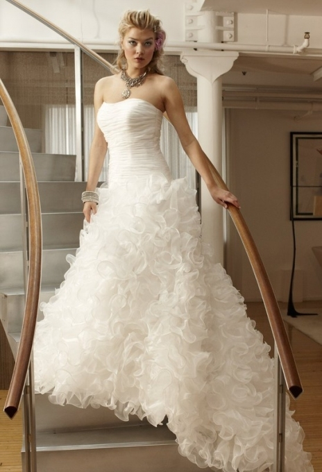 Group Usa & Camille La Vie   Dress & Attire   Secaucus, Nj   Weddingwire Regarding New Group Usa Wedding Dresses Klp8
