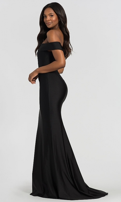 Off The Shoulder Formal Long Wedding Guest Dress Within Dresses For A Wedding Guest