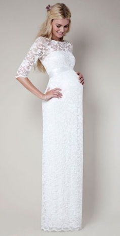 Beautiful Pregnant Wedding Dresses ty4