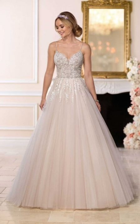 Perfect Princess Wedding Gown | Stella York Wedding Dresses Pertaining To Princess Wedding Dresses