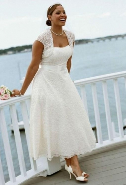 Plus Size Casual Wedding Dress   Pluslook.eu Collection With Unique Plus Size Casual Wedding Dresses Sf8