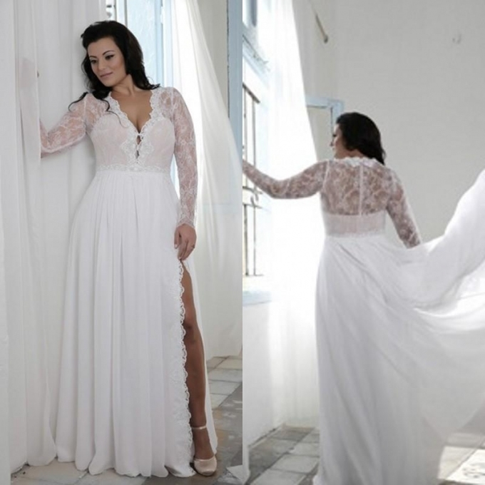 Beautiful Plus Size Wedding Dresses Cheap ty4