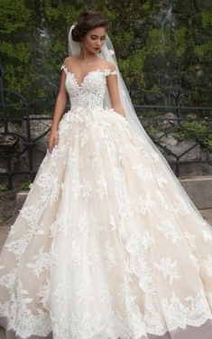 Princess & Cinderella Bridal Dresses | Sweety Ball Gowns   June Bridals With Regard To Best Of Princess Wedding Dresses Kls7