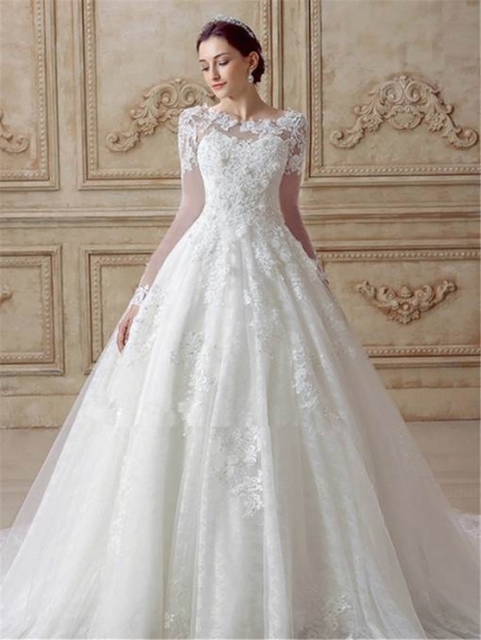 Best of Princess Wedding Dresses kls7