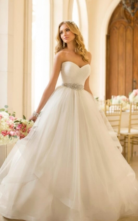 Princess Wedding Dresses | Wedding Dresses | Stella York With Regard To Best Of Princess Wedding Dresses Kls7