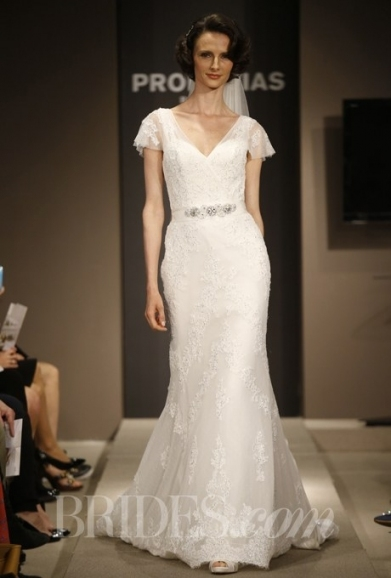 Pronovias Wedding Dresses   2014 | Bridal Runway Shows | Wedding Intended For Lovely 2014 Wedding Dresses Fg8