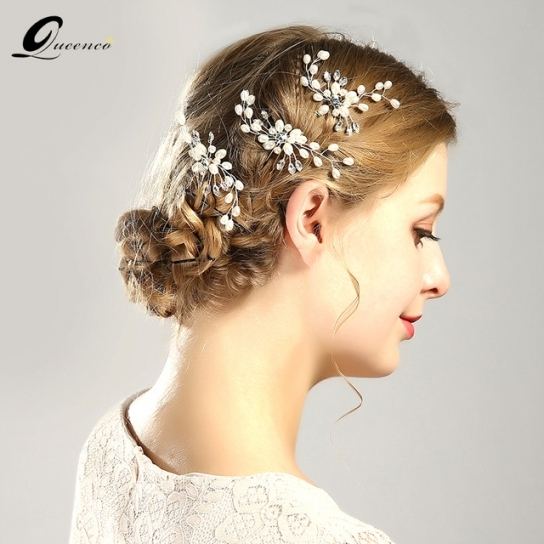 New Vintage Wedding Hair Accessories kc3