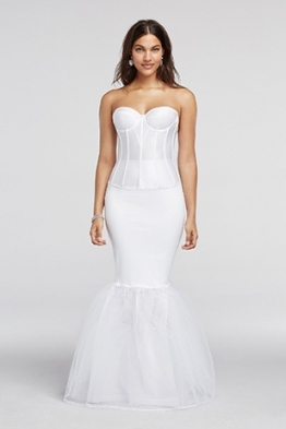 Shapewear Guide: What To Wear Under Your Wedding Dress | David's Bridal For Inspirational What To Wear Under Wedding Dress Df9