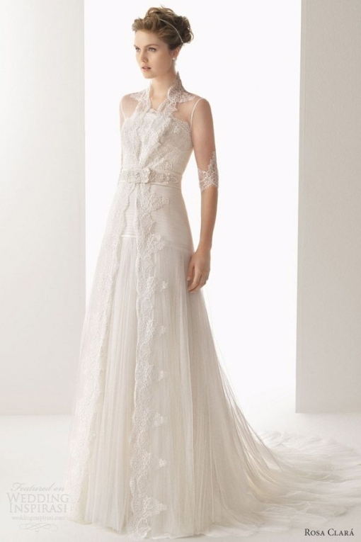 Softrosa Clará 2014 Wedding Dresses | Pinterest within Lovely 2014 Wedding Dresses fg8