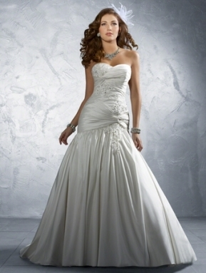 Style No. 2169 Alfred Angelo Wedding Dress Wedding Gown Bridal Dress Within Alfred Angelo Wedding Dresses