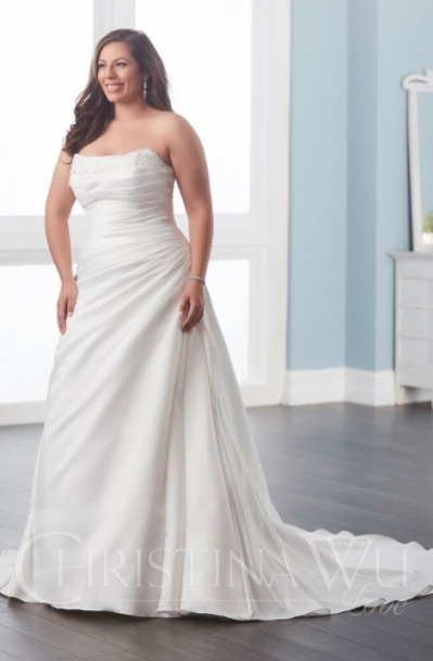 The 9 Best Plus Size Wedding Dress Shops In The Uk Within Wedding Dress Shops Near Me