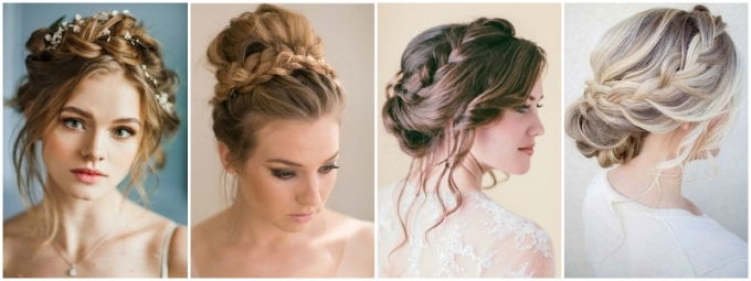 The Best Wedding Hairstyles That Will Leave A Lasting Impression Inside Wedding Updos For Medium Hair