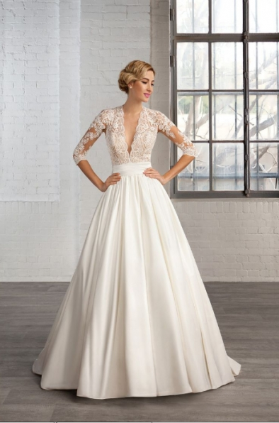 Tips To Choose Discount Wedding Dress That Looks Expensive | My Pertaining To Best Of Discounted Wedding Dresses Jk4