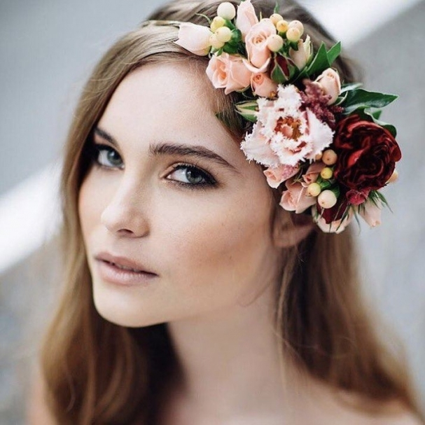 Elegant Hair And Makeup For Wedding df9
