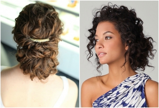 Beautiful Wedding Updos For Naturally Curly Hair klp8